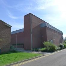 Bracknell, Exterior