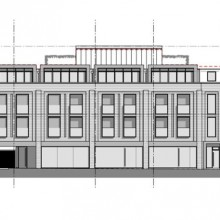 Front Elevation (Drawing) - 159 TL